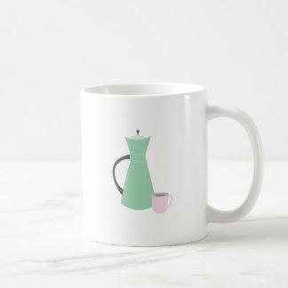 Coffee Pot Mugs