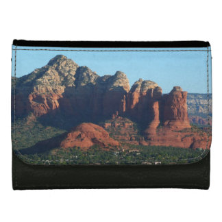 Coffee Pot Rock I in Sedona Arizona Wallet