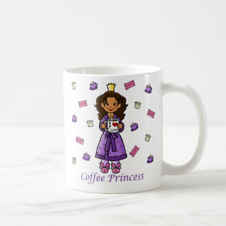Coffee Princess Coffee Mug