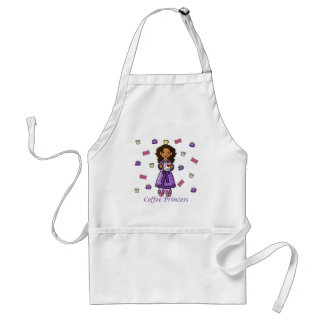 Coffee Princess Standard Apron