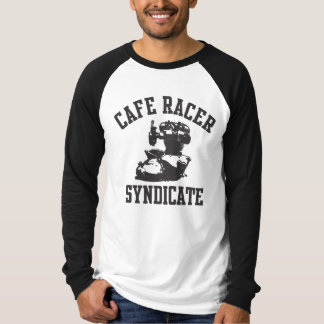 Coffee Racer Syndicate Tshirts