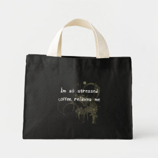 Coffee Relaxes Me Gift Bag