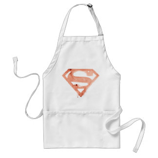 Coffee S Symbol - Red Standard Apron