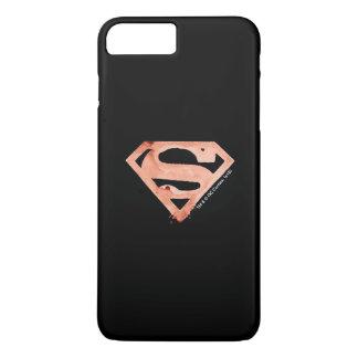 Coffee S Symbol - Red iPhone 8 Plus/7 Plus Case