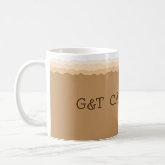 Coffee Secret G&T Camouflage Coffee Mug