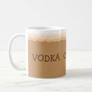 Coffee Secret Vodka Camouflage Coffee Mug