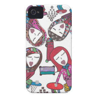 coffee shop on iphone case Case-Mate iPhone 4 cases