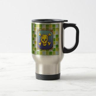 Coffee Skull #2 mug