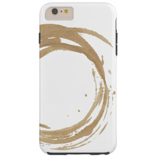 Coffee smudge spot mobile protection tough iPhone 6 plus case