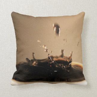 Coffee Splashes Cushion