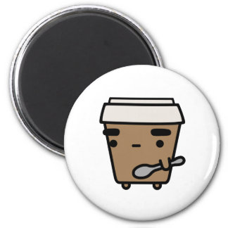 Coffee & Spoon Magnet