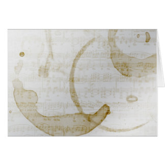 coffee stain music card