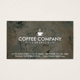 coffee stamp card