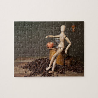 Coffee Still Life Jigsaw Puzzle