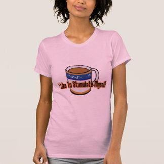 Coffee Stimulation T Shirt