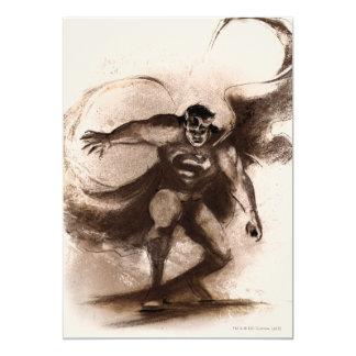 Coffee Superman Card