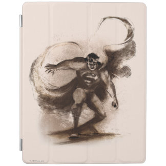 Coffee Superman iPad Cover