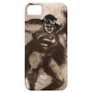 Coffee Superman iPhone 5 Cases