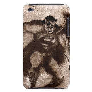 Coffee Superman iPod Touch Case-Mate Case