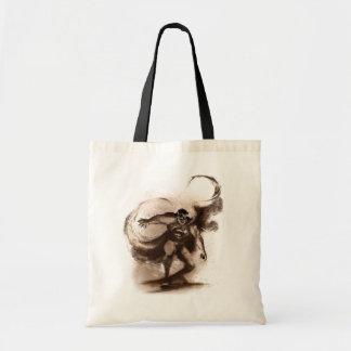 Coffee Superman Tote Bag