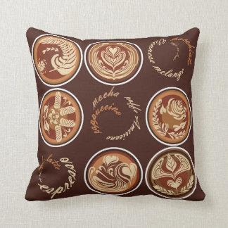 Coffee Talk Pillow