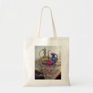Coffee, Tea, Or... Tote Bag