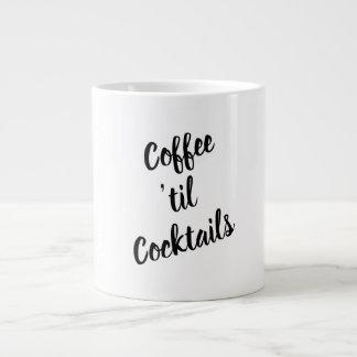 Coffee 'til Cocktails mug