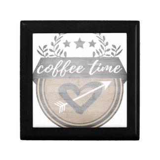 Coffee time gift box