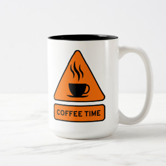 Coffee Time Hazard 15oz Mug