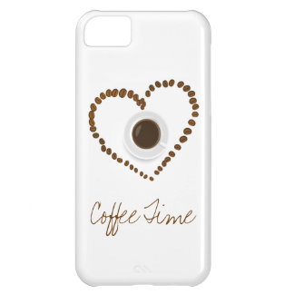 Coffee Time iPhone 5C Case