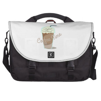 Coffee Time Commuter Bag