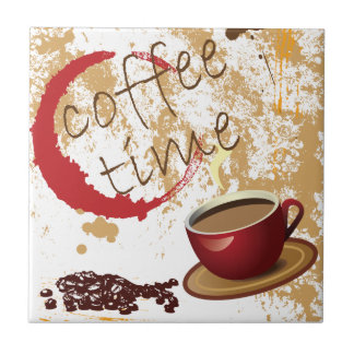 Coffee Time Tile