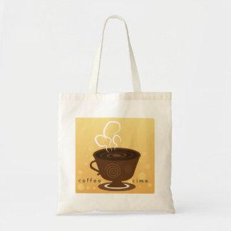 Coffee Tote Budget Tote Bag