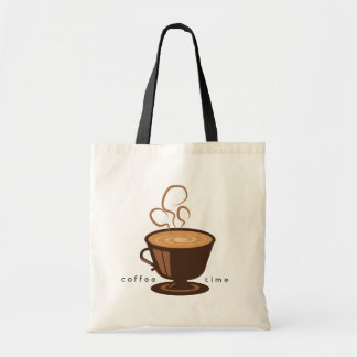Coffee Tote Canvas Bags