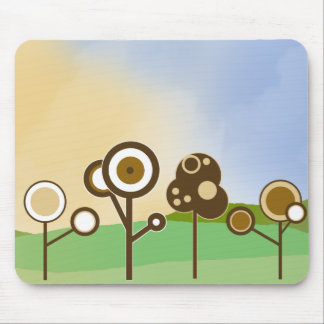 Coffee Tree Mouse Mat