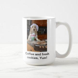 Coffee with Emma the GBGV Basic White Mug