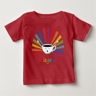 Coffee with feelings baby T-Shirt