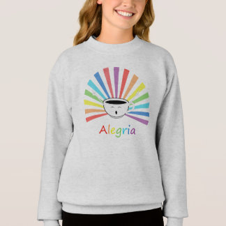 Coffee with feelings sweatshirt
