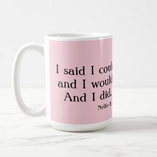 Coffee with Nellie Coffee Mug