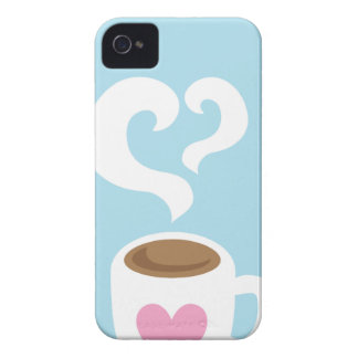 Coffee with steam Case-Mate iPhone 4 cases