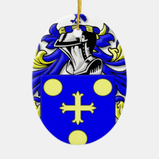 coffeen Coat of Arms Christmas Tree Ornaments