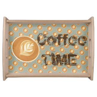 Coffeenista Collection Serving Platter