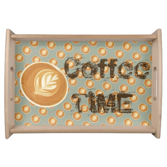 Coffeenista Collection Serving Tray