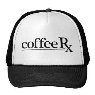 CoffeeRx Big Logo Cap