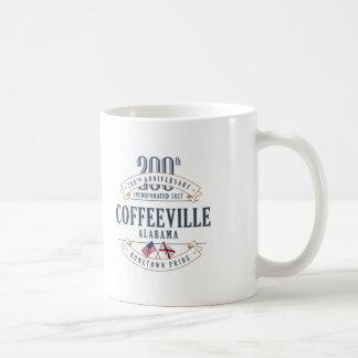 Coffeeville, Alabama 200th Anniversary Mug