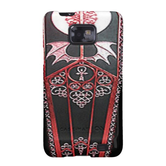 Coffin Samsung Galaxy S Cases