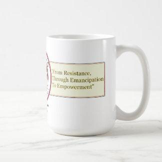Cofona Inc. 250th Year Berbice Slave Revolt 1763 Mug