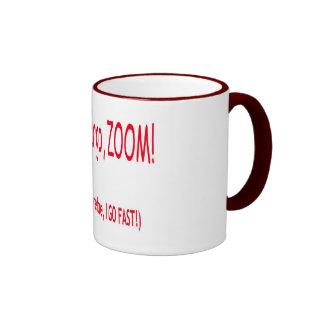 Cogito...  Ergo ZOOM! Ringer Mug