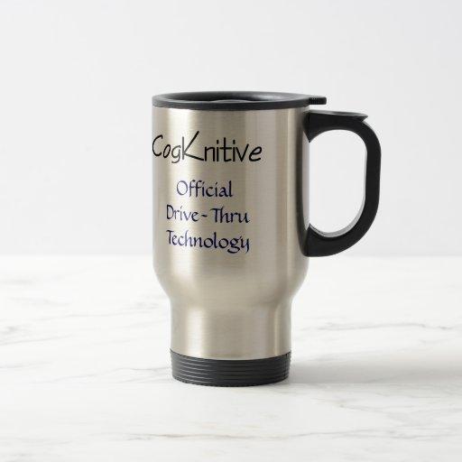 Cogknitive Driving Mug