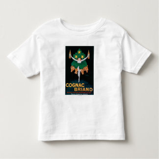 Cognac Briand Promotional Poster T Shirt